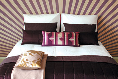 The Purple Bedroom