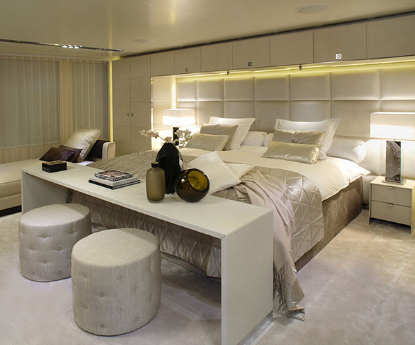 MrsMe custom-made Icon yacht textiles