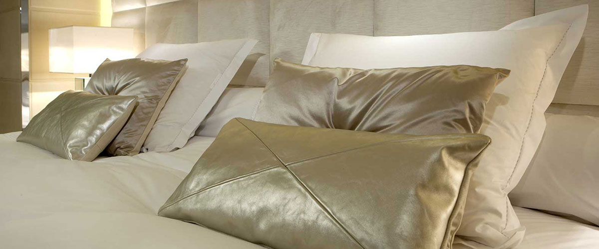 Icon Yacht bed linen guestcabins by Mrs.Me