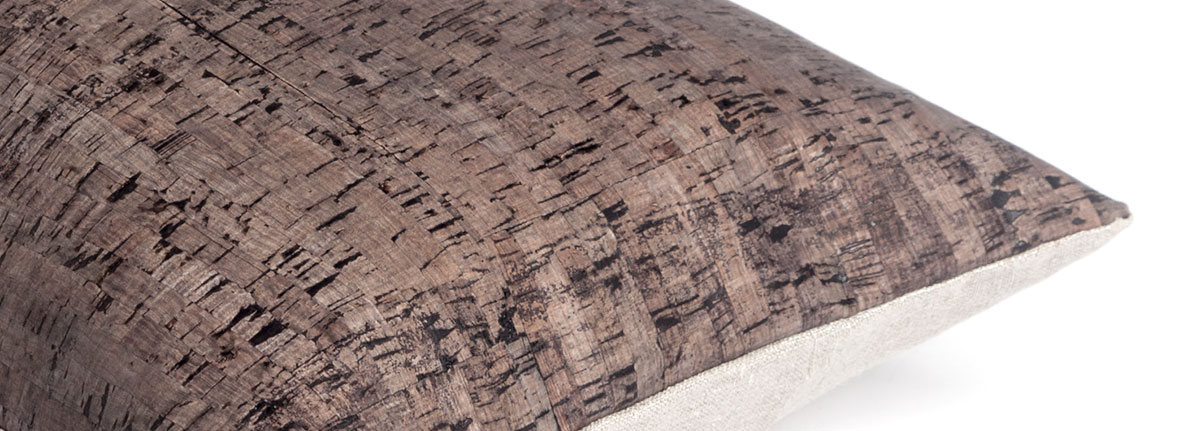 Cushion Cork Ebony