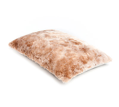 Mrs.Me new product fauxfur cushion Melllow