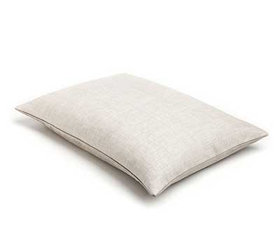 Cushion Spang Champagne