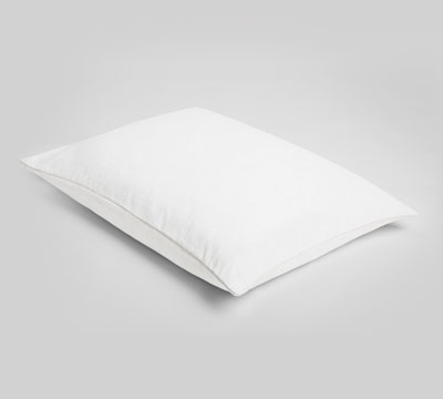 Cushion Canvas Chalkwhite
