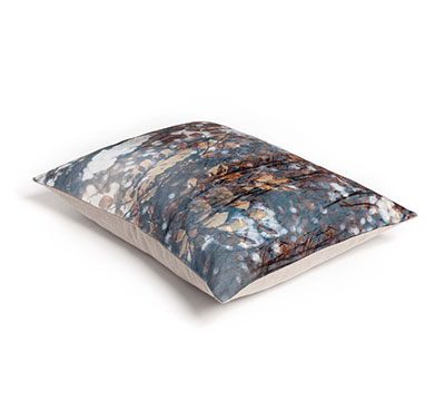 Mrs.Me new product cushion Forest Shadow full colour print