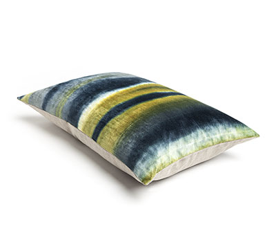 Mrs.Me new product cushion Tie&Dye velvet