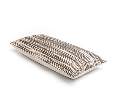 Mrs.Me new product cushion wood Zebrano dark