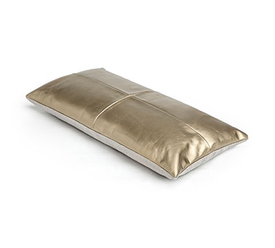 Cushion Pavilion Brass
