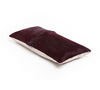 Cushion James Burgundy