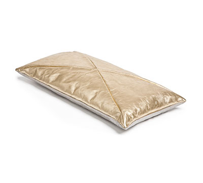Cushion PLaza WhiteGold