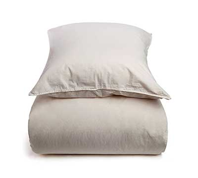 duvet cover set Stilo oyster
