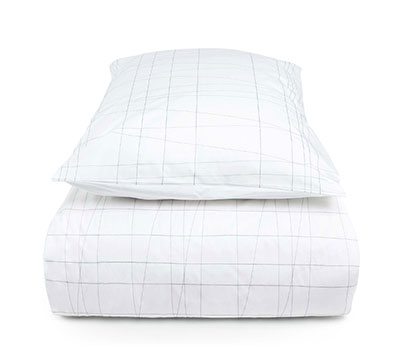 duvet cover set Twine White