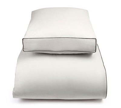 duvet cover set Box Sand