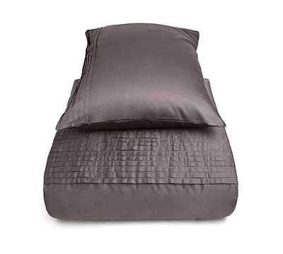 duvet cover set Pleat Rock