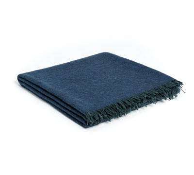 Mrs.Me new product blanket Archive Blueberry