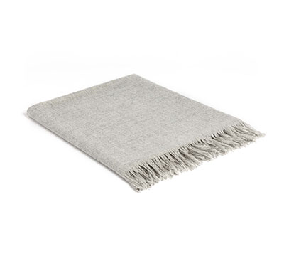 Mrs.Me new product blanket Nick Lightgrey